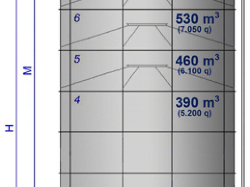 24_Surenkami Silosai cementui birioms medziagoms_Bolted Cement silos_Болтовые Силосa для цемента