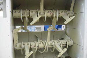 2_Dvieju velenu betono maisykle_Twin Shaft Mixer_Двухвальный бетоносмеситель