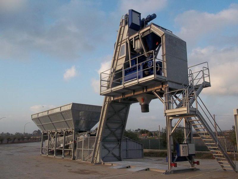 7 Betono gamyklos Batching plant Бетонные зфводы