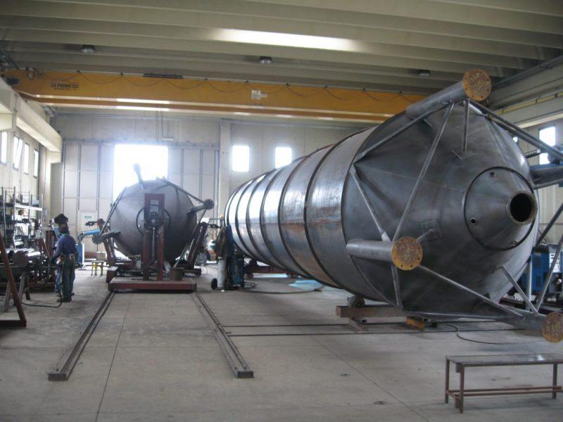 10 Monolitiniai suvirinti silosai Monolithic welded silos Монолитные сварные силосы scaled