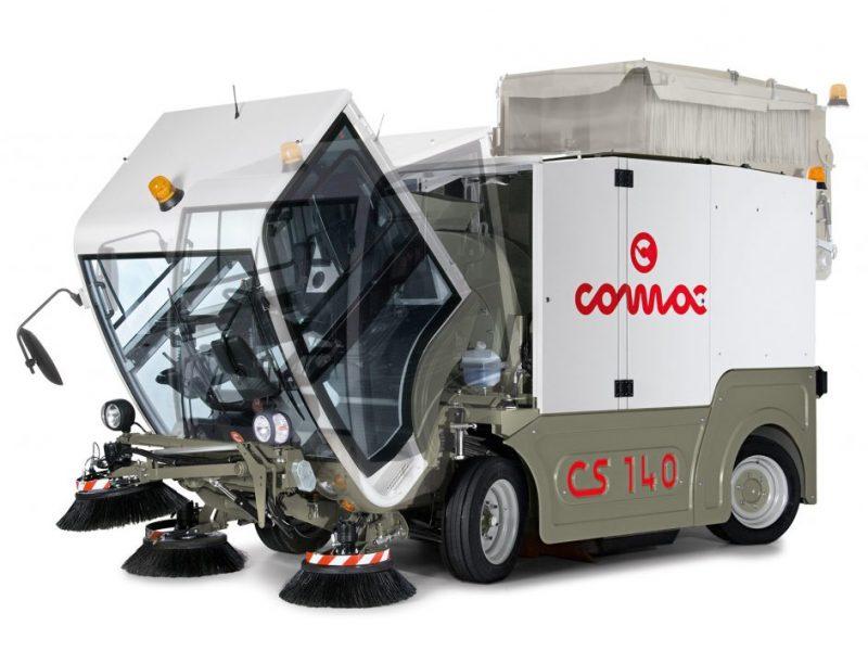 13 Vakuumines šlavimo mašinos Vacuum sweeping machines Подметально всасывающие машины