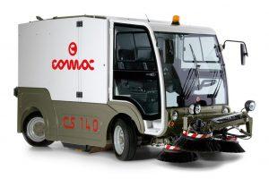 1 Vakuumines šlavimo mašinos Vacuum sweeping machines Подметально всасывающие машины