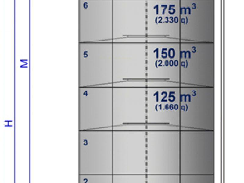 22_Surenkami Silosai cementui birioms medziagoms_Bolted Cement silos_Болтовые Силосa для цемента