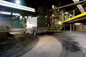 7 Vakuumines šlavimo mašinos Vacuum sweeping machines Подметально всасывающие машины