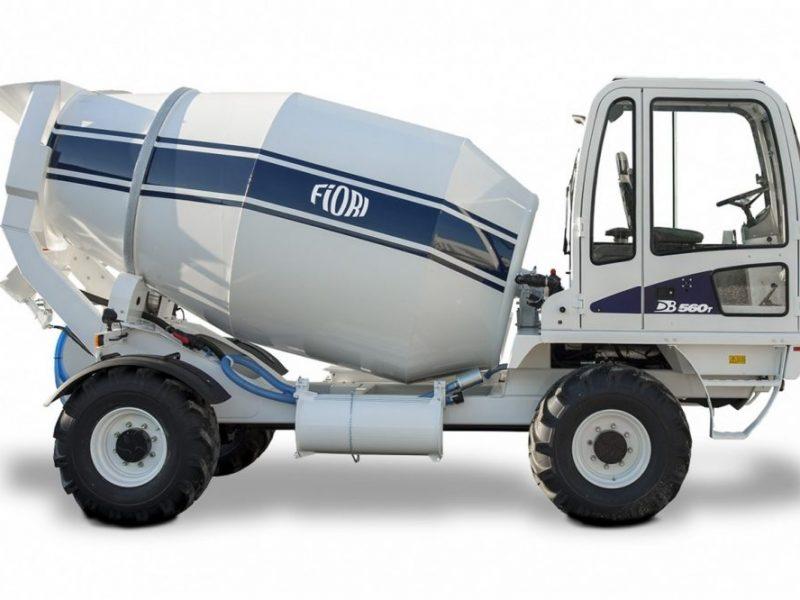 Betonvežis_FIORI_Transit mixer_Автобетоносмеситель