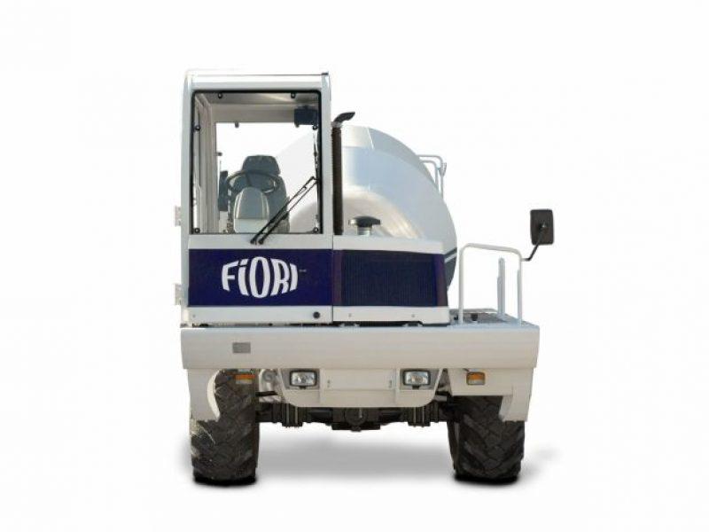 5 Betonvežis FIORI Transit mixer Автобетоносмеситель