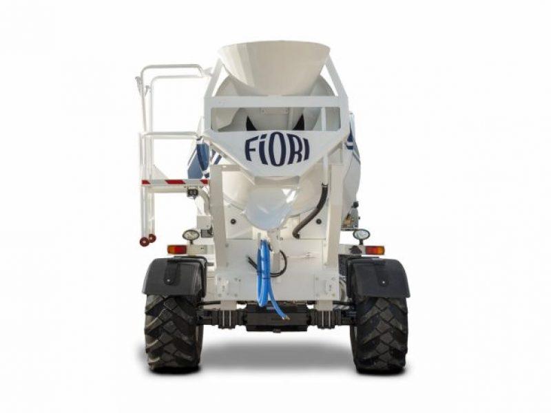 6 Betonvežis FIORI Transit mixer Автобетоносмеситель